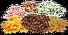 Шоколад клубника Barry Callebaut смесь белого(код 04738)
