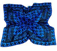 Платок легкий Бьюти 334-08 синий