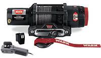 Лебедка WARN  ATV Provantage 4500-S, 12V,  15,2 м синт. троса, клюз, 2041 кг + пр. пульт 3,7 метра