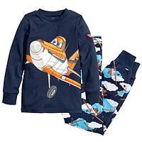 Детская пижама BabyGAP (самолёт Дасти)