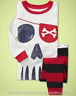 Детская пижама BabyGAP (скелетик 2)