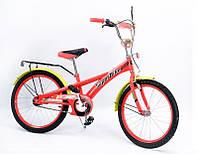 Детский 2-х колесный велосипед 20 дюймов 152005 - Super Bike