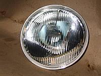 Оптика фары  с подсветкой старый цоколь ГАЗ 2410