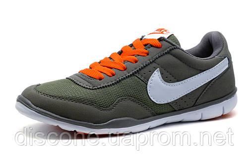 Кроссовки унисекс Nike, серые, р. 38 39 40