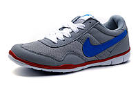 Кроссовки унисекс Nike, серые, р. 37 38 39, фото 1