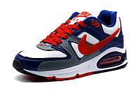 Кроссовки унисекс Nike Air Max, бело-синие, р. 39, фото 1