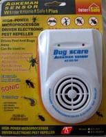Ультразвуковой отпугиватель вредителей Bug Scare Aokeman Sensor АО 303