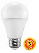 Лед лампа, LEDSTAR 8W E27, 220 V 4000К (LS402)