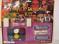 Краска для лица (грим) для карнавалов, праздников, хэллоуинов