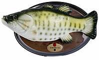 "Поющая рыба ""Веселый карп"", танцующая, подарок на Новый год, рыбаку"