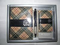Подарочный набор блокноты с ручкой