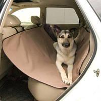 Накидка (чехол) на кресло автомобиля для перевозки животных PetZoom