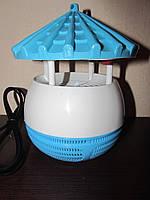 Ловушка для комаров и мошек Electronic Led Mosquito Killer Lamp