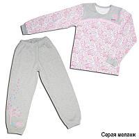Детская пижама для девочки интерлок КРАСА