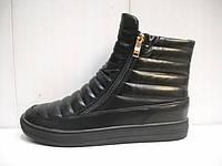 Криперсы ботиночки женские черные,синие.