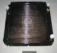 Радиатор водяного охлаждения ЗИЛ 5301  (2-х рядный) (производитель ШААЗ) 432720-1301010-11
