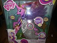 My little Pony Hasbro пони принцесса каденс русскоязычная