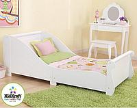 Детская кроватка KidKraft Белая 86730