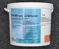 Химия для бассейна FreshPool | средство для снижения уровня pH в гранулах (5 кг)