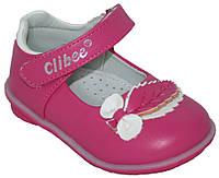 Туфли нарядные для девочки р.20-25 ТМ Clibee (Польша)