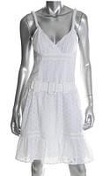 Платье из натуральной  прошвы Laundry by Design  (М/L)