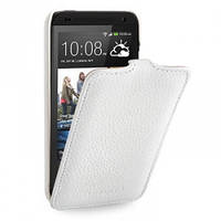 Чехол флип Мелко для HTC One X S720e белый
