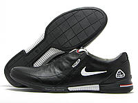 Кроссовки мужские Nike Floating Tracks черные (найк)