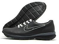 Кроссовки мужские Nike черные (найк)