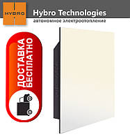 Керамическая электронагревательная панель HYBRID (Гибрид) 375 Вт белая