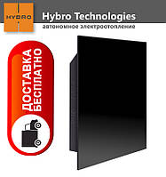 Керамическая электронагревательная панель HYBRID (Гибрид) 375 Вт черная
