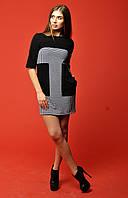 Красивое женское платье с лапкой «Рим»