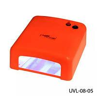 УФ Лампа для наращивания ногтей Lady Victory (36 Вт), 4 лампы, LDV UVL-08-05/0-51