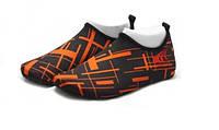 Обувь Actos Skin Shoes для спорта, йоги, плавания  Actos Skin Shoes Neo Black