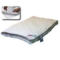 Одеяло Homeline зима-лето силиконовое + бязь 170х210см двуспальное