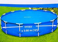 Тент для бассейна с эффектом антиохлаждение Intex 29023