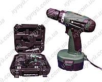 Шуруповерт аккумуляторный CRAFT-TEC PXCD216