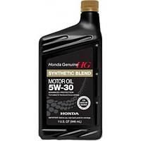 Масло моторное HONDA 5W-30 Synthetic Blend 1л (USA)