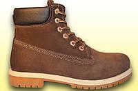 Ботинки Timberland натуральный мех  р.36-44 в наличии