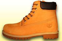 Ботинки Timberland в наличии, натуральный мех