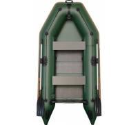 КМ-260 Моторная надувная лодка двухместная Kolibri серия Standart (слань-книжка)