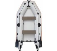 КМ-280 Моторная надувная лодка трёхместная Kolibri серия Standart (без настила)