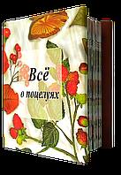 Подарочная книга с афоризмами: Всё о поцелуях