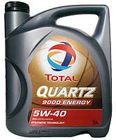 Масло моторное Total 5W-40 Quartz 9000 *ENERGY* 5л