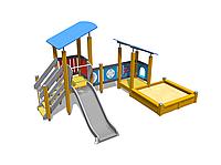"""Детский  игровой комплекс """"Игровой центр"""""""