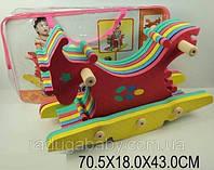 Качалка для детей Радуга JC-7727