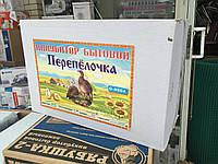 Инкубатор Курочка Ряба 100 с усиленной стенкой из пластика (цифровой терморегулятор)