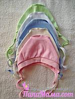 Шапочка для новорожденного малыша