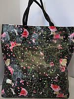 Большая сумка из натуральной кожи  Farfalla Rosso