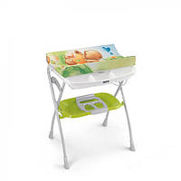 Пеленальный столик Volare (Зеленый), Cam