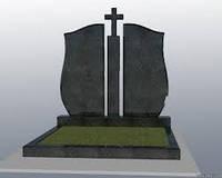 Памятник для двоих (Образцы №408)